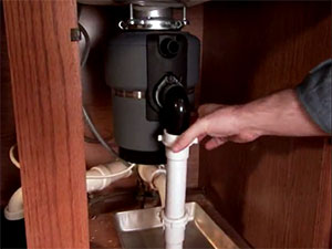 Garbage Disposal Repair Houston