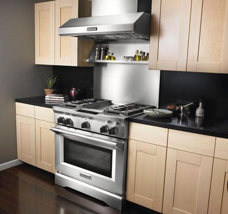 KitchenAid Range Repair Houston