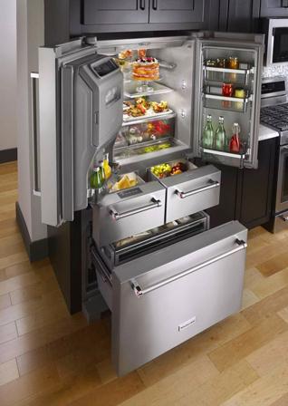 Kitchenaid Refrigerator Repair Houston Appliance Service Co