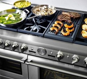 Thermador Cook Top Repair Houston
