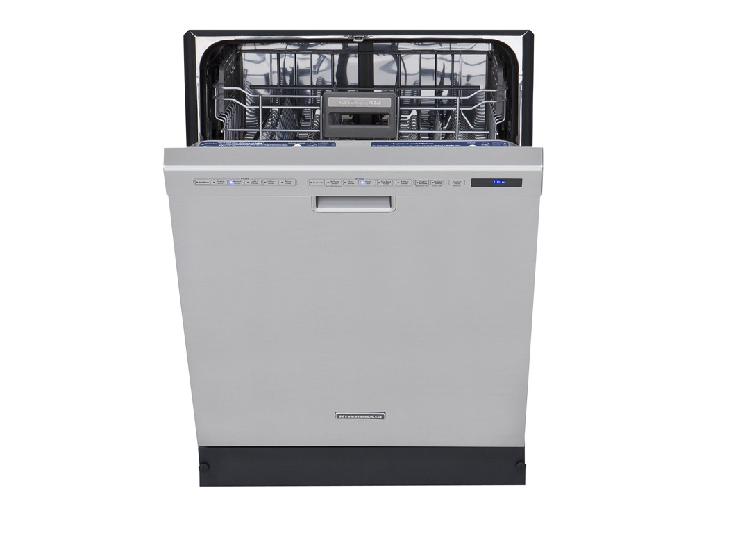 Kitchen Aid Dishwasher Will Not Spin