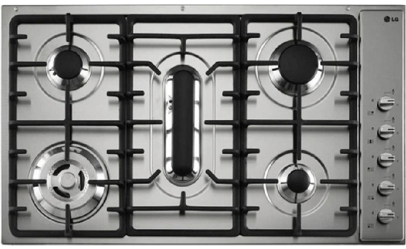 LG Cook Top Repair Houston